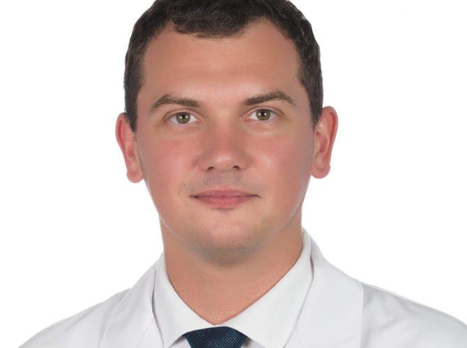 Мамолог Онкохірург Рибчинський Гордій Олегович