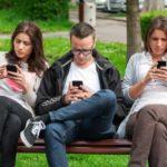 залежність від смартфонів